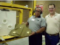 Fabrica de chalecos antibalas (bulletproof vest)